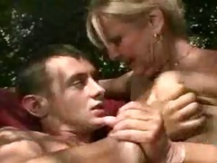 mother in the action 6