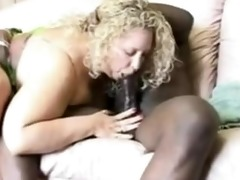 big beautiful woman milf receives her meat