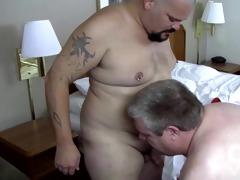 bend over dad