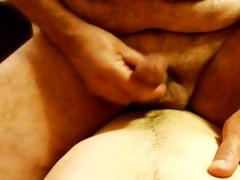 cumshots with grandpa
