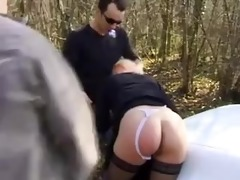 old and juvenile anal 3 threesome