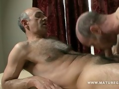 daddy acquires a massage and a fuck