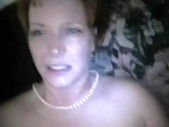 mature non-professional housewife sucks and fucks