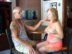 she&#039 s a ball busting strap-on granny