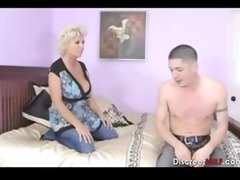 breasty mother copulates sons ally
