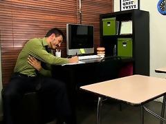 teacher collin is seduced into threesome hardcore