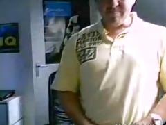 handsome british dad on webcam british euro brit