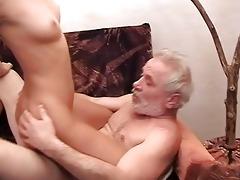 next door old man is lonely
