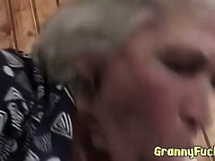 granny hungry for new cocks