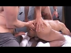 raw power bottoms - scene 2
