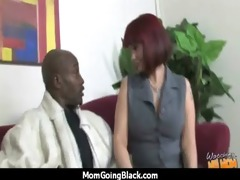 your mother goes for a large darksome cock 27