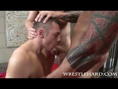 wrestlehard gay wrestling orgy