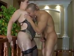 russian bbw-milf squirting-anal - russian