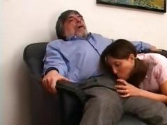 old man fuck girl