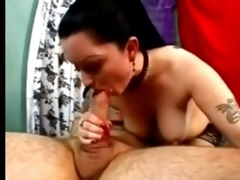 goth bbw fucked by old chap