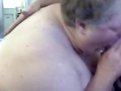 big beautiful woman head #333 (fat granny side