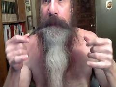 dad felix wanking and cumming