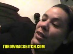 crack slut confession..she like to eat girls raw