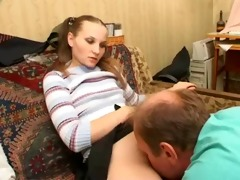 russian home sex stepfather with not his