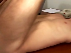 daddy copulates his twink guy at work