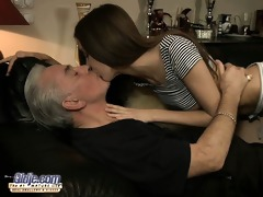328 hot little floozy wants anal sex from old guy