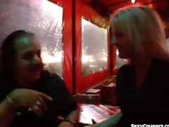 sexy milf receives fucked by ron jeremy