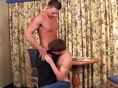 daddy bangs a boy hard