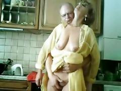 mommy and dad having fun in the kichten. stolen
