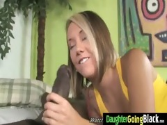 young daughter with good arse screwed by a