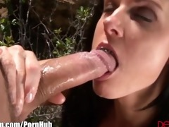 devilsfilm milf india summer doggystyled outside