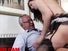 british amateurs ffm with old man