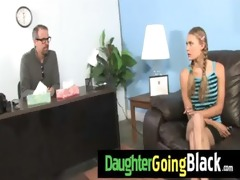 huge black schlong copulates my daughter teen