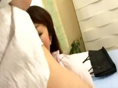 young japanese beauty deepthroating old guys