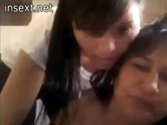 daughter punishes mother on livecam