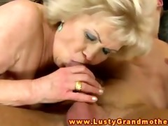 bigtitted blonde gilf mature loves young cock in