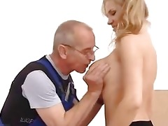 juvenile hotty fucked in the ass by old