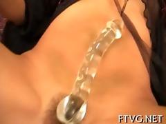angel fondles her wet crack