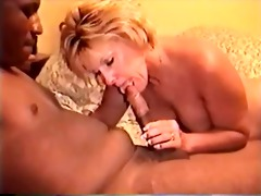 juvenile black man fucks aged blonde wife