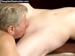 cut asian daughter fucked good