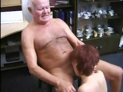 old guy fuck youthful girl