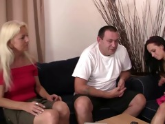 our son founds us fucking his sexy gf