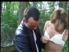 french grannie hard sex with youthful dude in