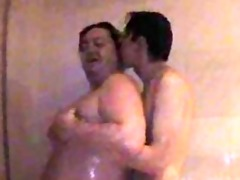 juvenile skinny homosexual and chubby dad banging
