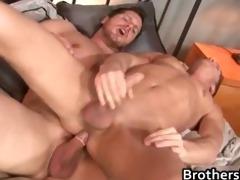 brothers horny boyfriend receives weenie part2