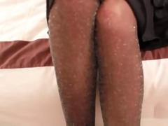 sexy mature in pantyhose banging youngster