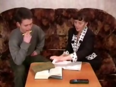 russian excited older acquires fucked (part 1)
