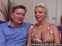 housewife wishes old and young cock