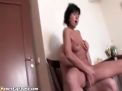 horny older groupsex clip part4