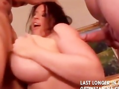 hubby and ally double team a d like to fuck