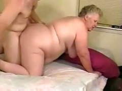 sexually excited granny paid to fuck with younger